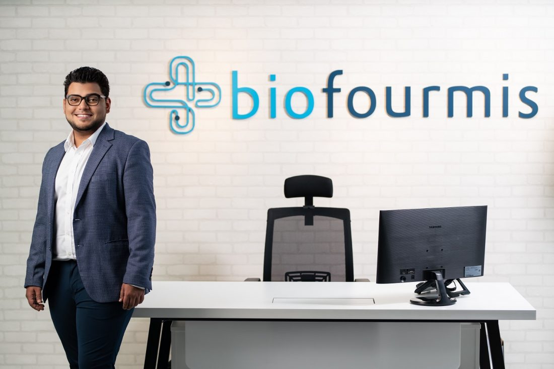 Biofourmis Hauls In $100M to Scale Digital Therapeutics Globally