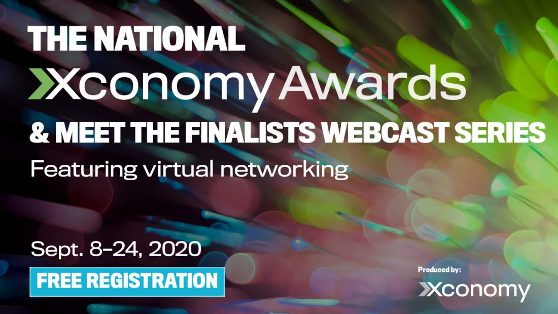 411239Xconomy Awards On-Demand 'Meet the Finalists' Webcast Series Continues This Week