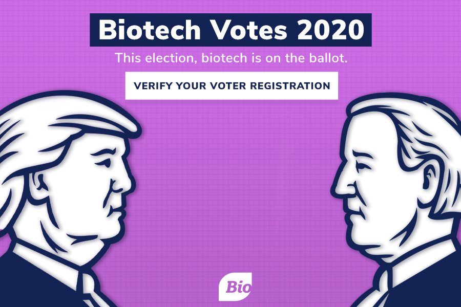412151BIO Launches 'Biotech Votes' Campaign to Encourage Registration and Informed Voting